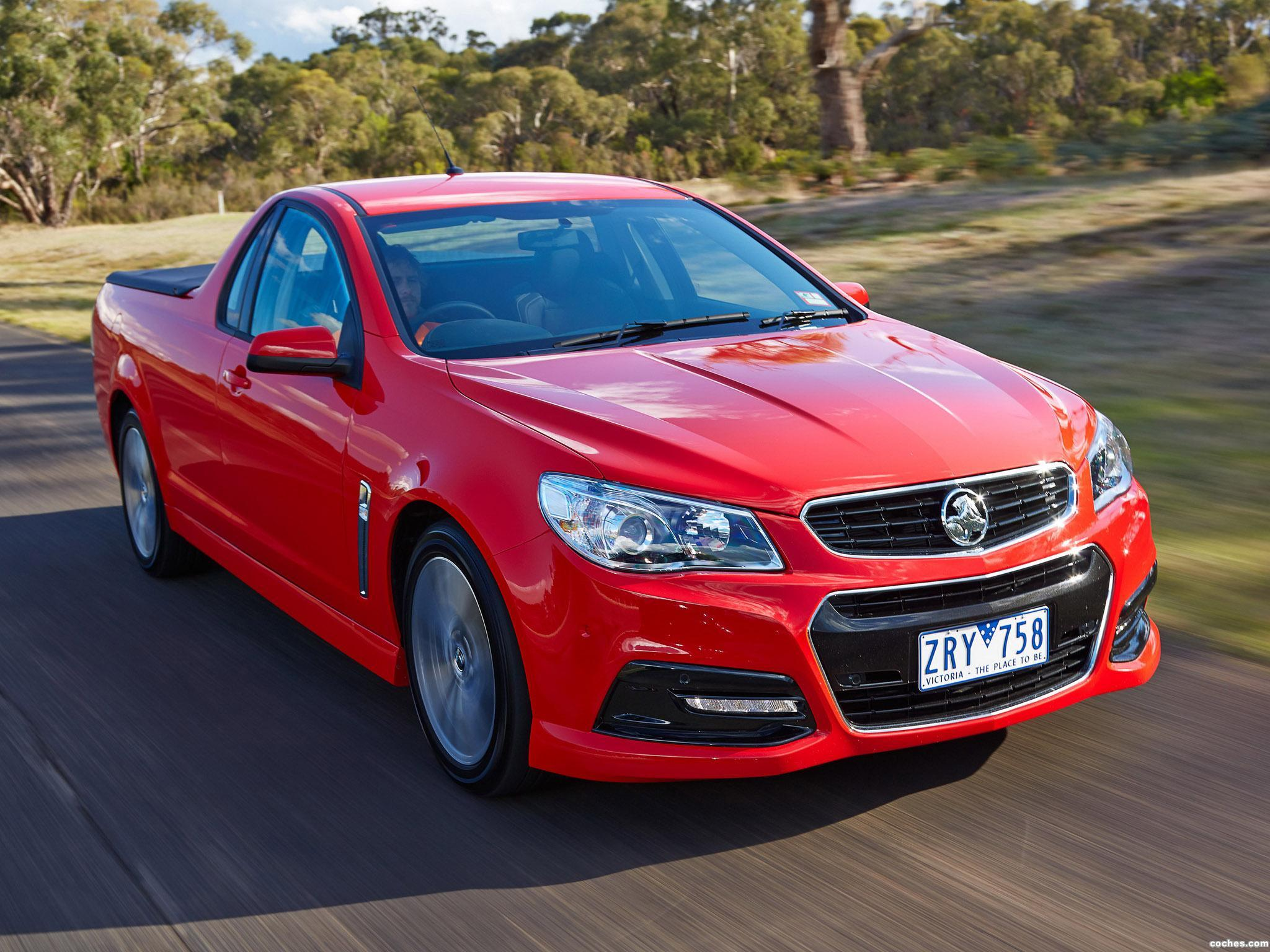 Foto 0 de Holden Ute SV6 2013