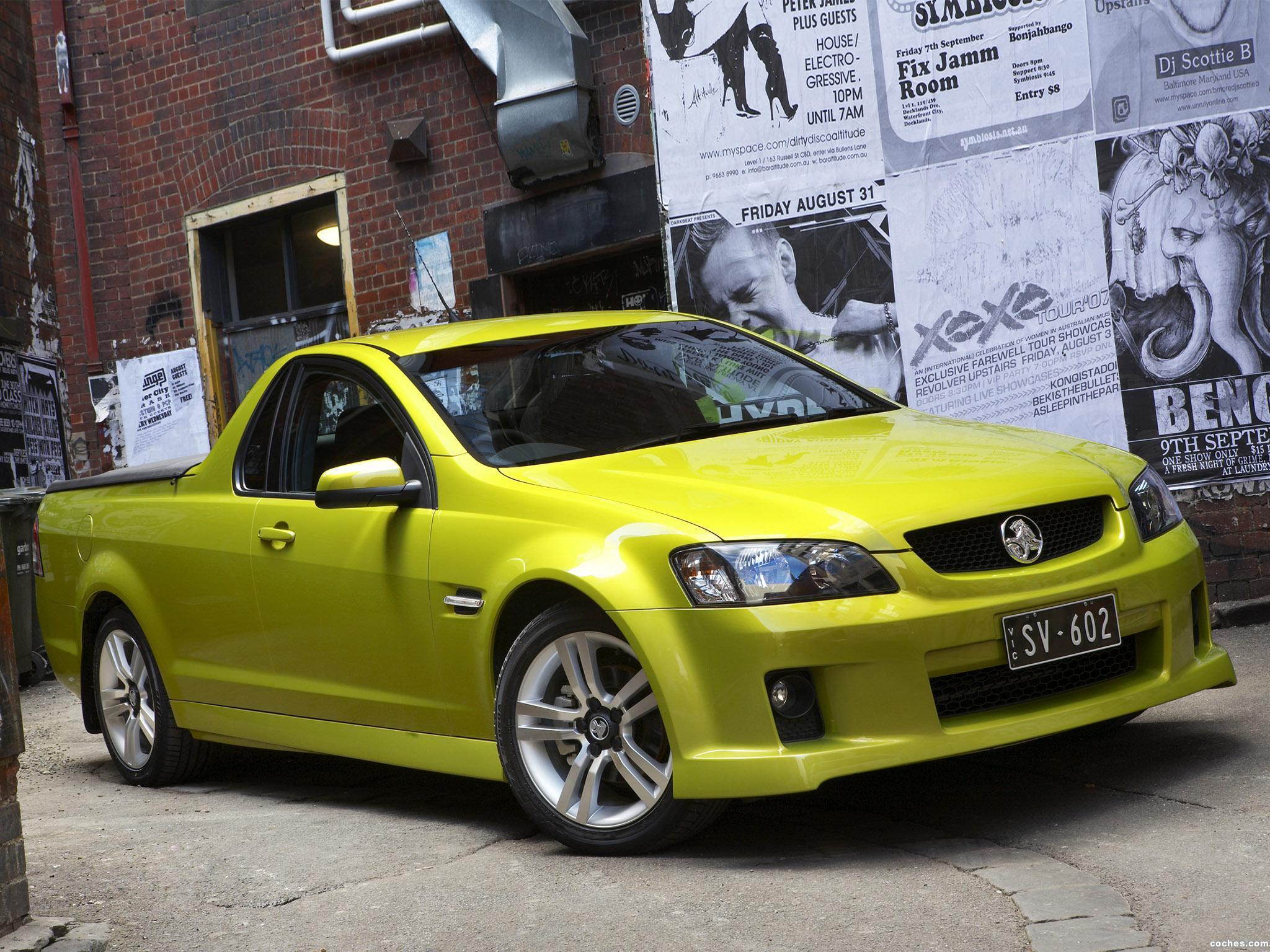 Foto 0 de Holden Ute VE SV6 2007