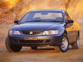 Ver foto 2 de Holden Ute VZ Pick Up 2004