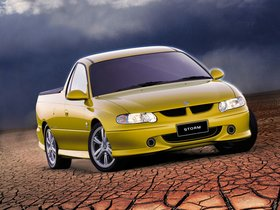 Fotos de Holden Ute VZ Storm Pick Up 2004