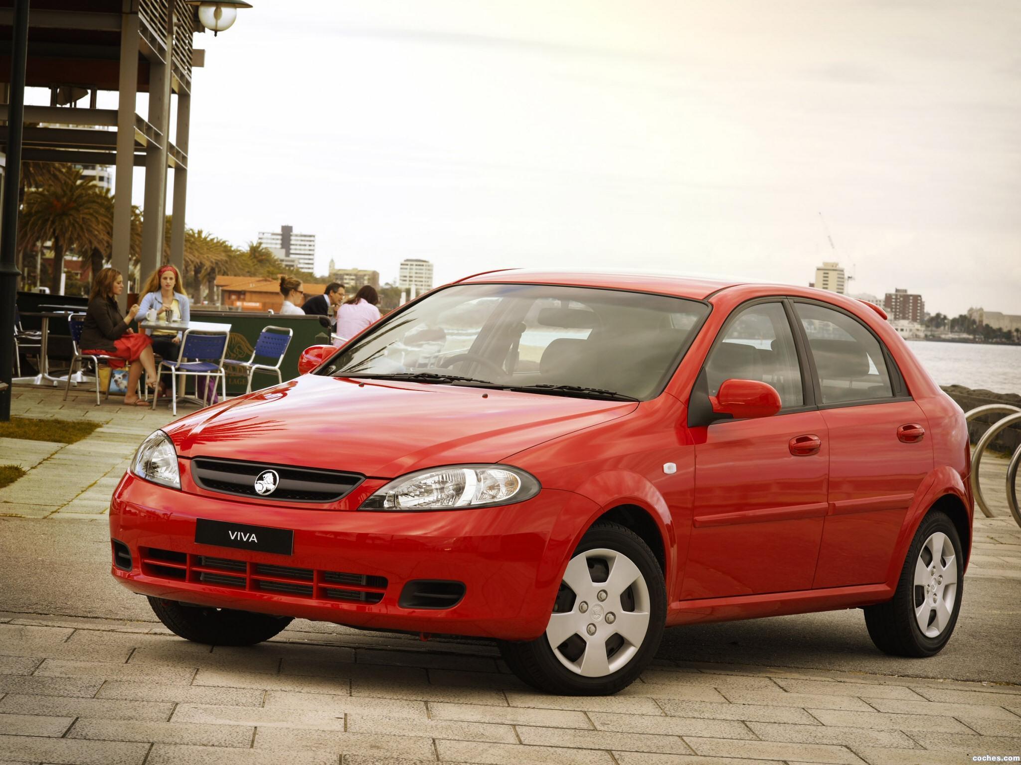 Foto 0 de Holden Viva 2005