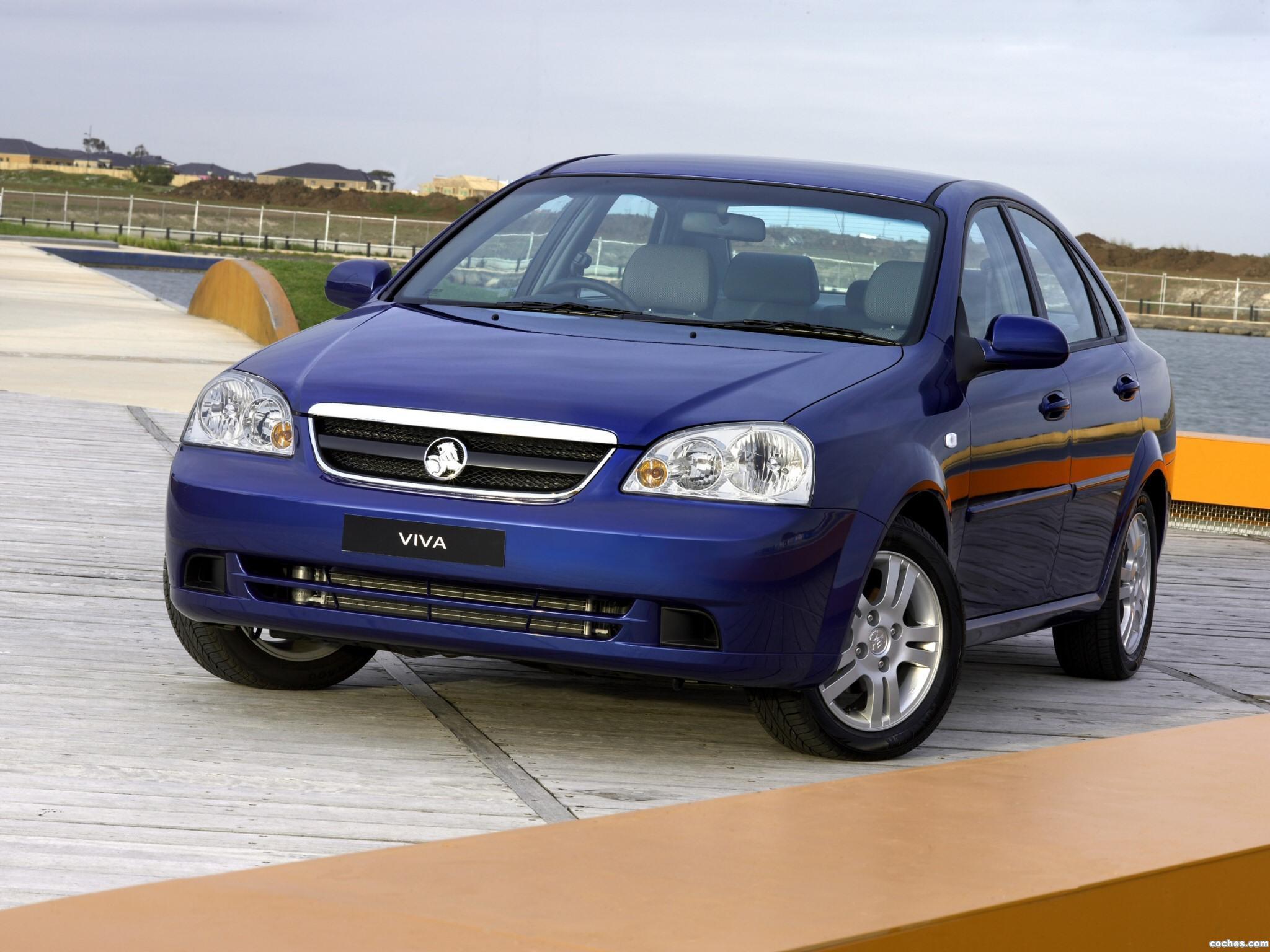 Foto 0 de Holden Viva Sedan 2005