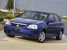Ver foto 5 de Holden Viva Sedan 2005