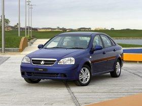 Ver foto 4 de Holden Viva Sedan 2005