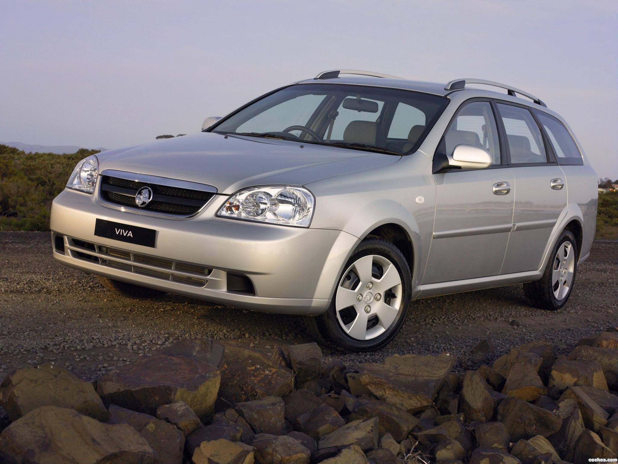 Foto 0 de Holden Viva Wagon 2005