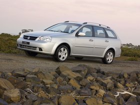 Ver foto 4 de Holden Viva Wagon 2005