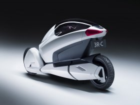 Ver foto 2 de Honda 3R-C Electric Vehicle Concept 2010
