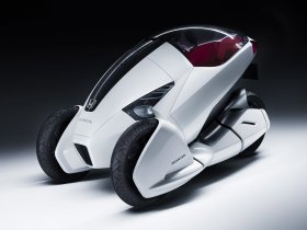 Fotos de Honda 3R-C Electric Vehicle Concept 2010