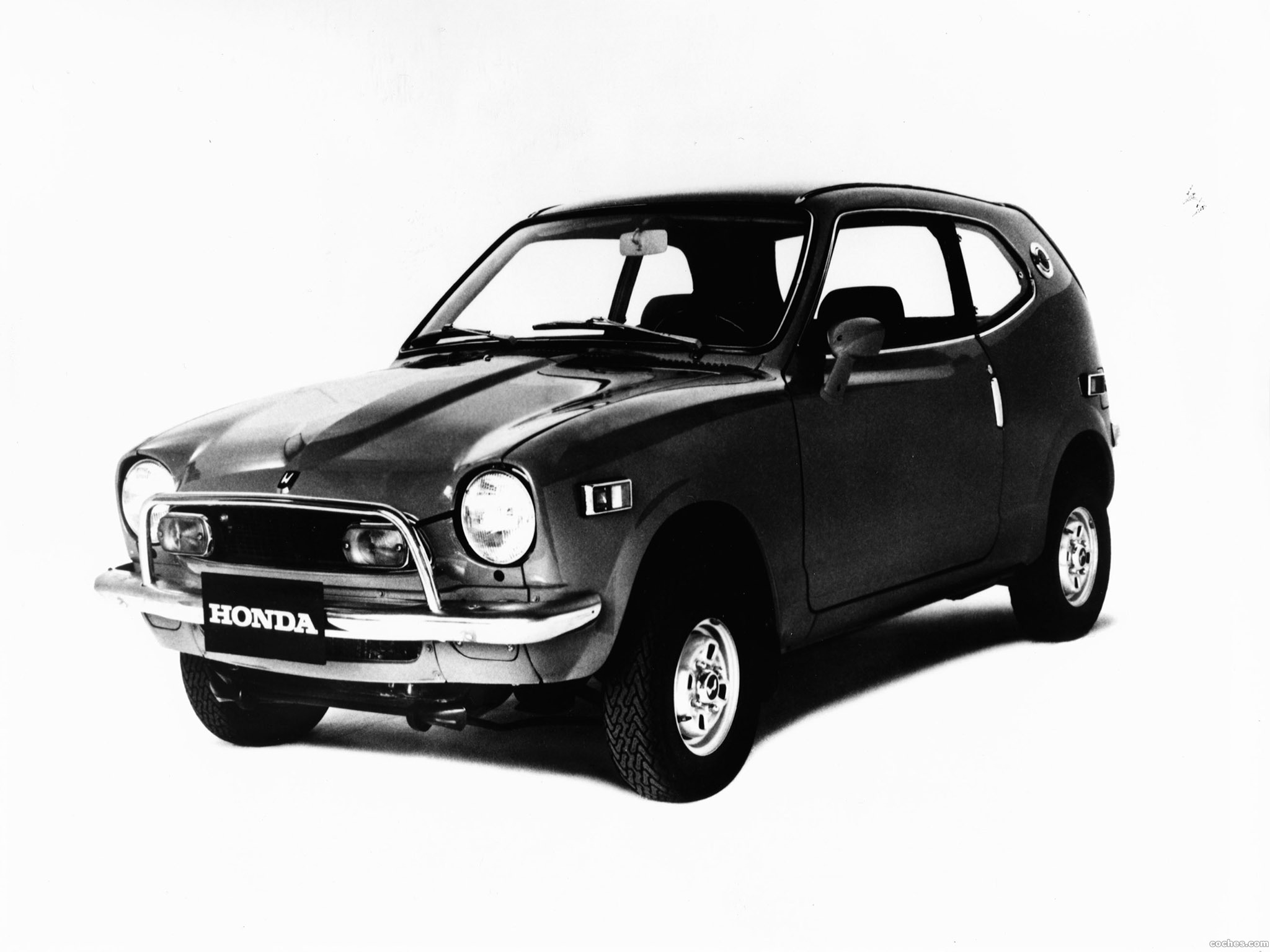 Foto 0 de Honda AZ 600 1971