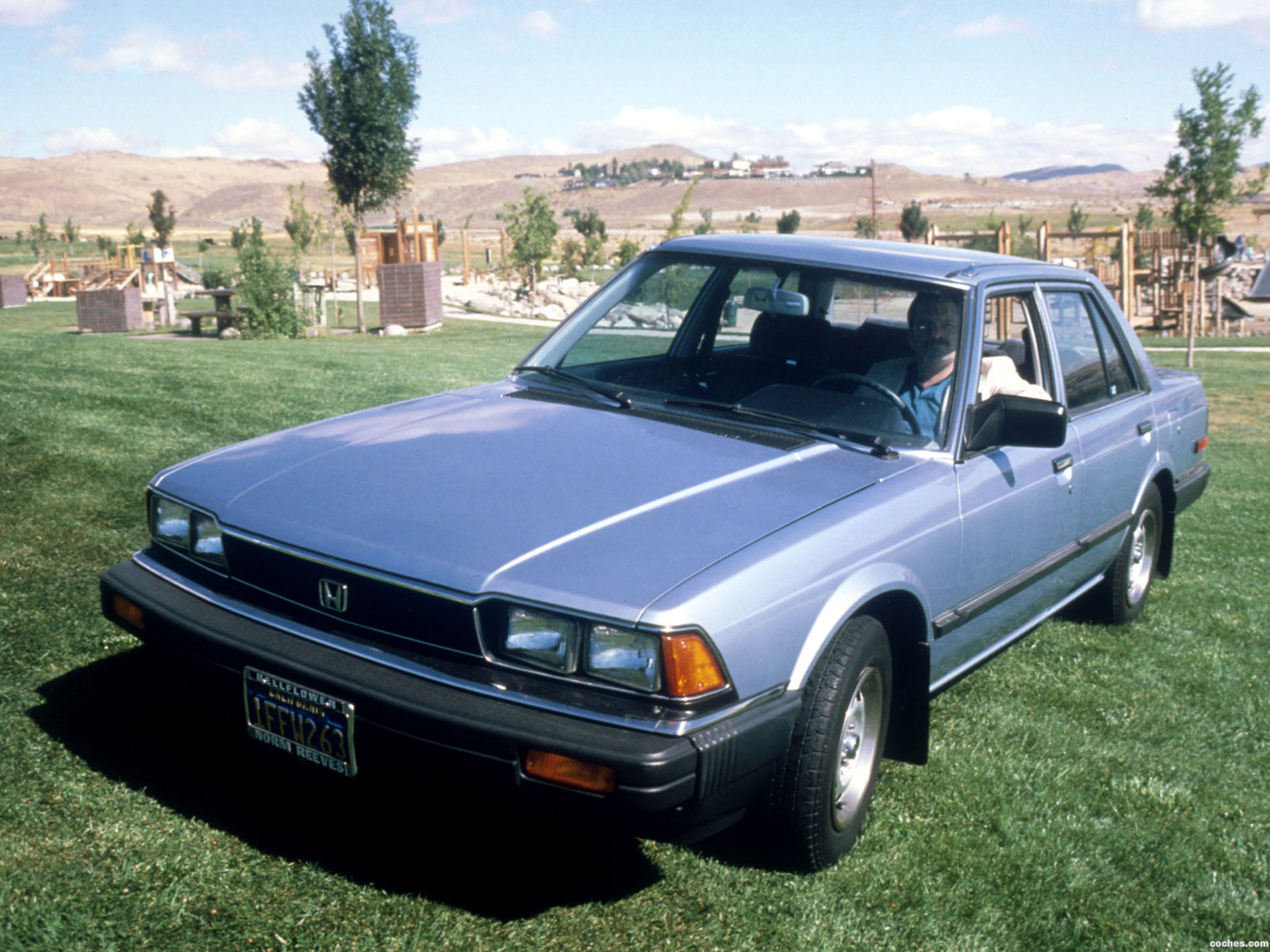 Foto 0 de Honda Accord II 1982