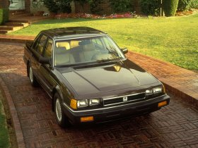 Ver foto 2 de Honda Accord III 1986