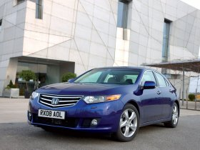 Fotos de Honda Accord 2008