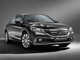 Ver foto 2 de Honda Accord 2014