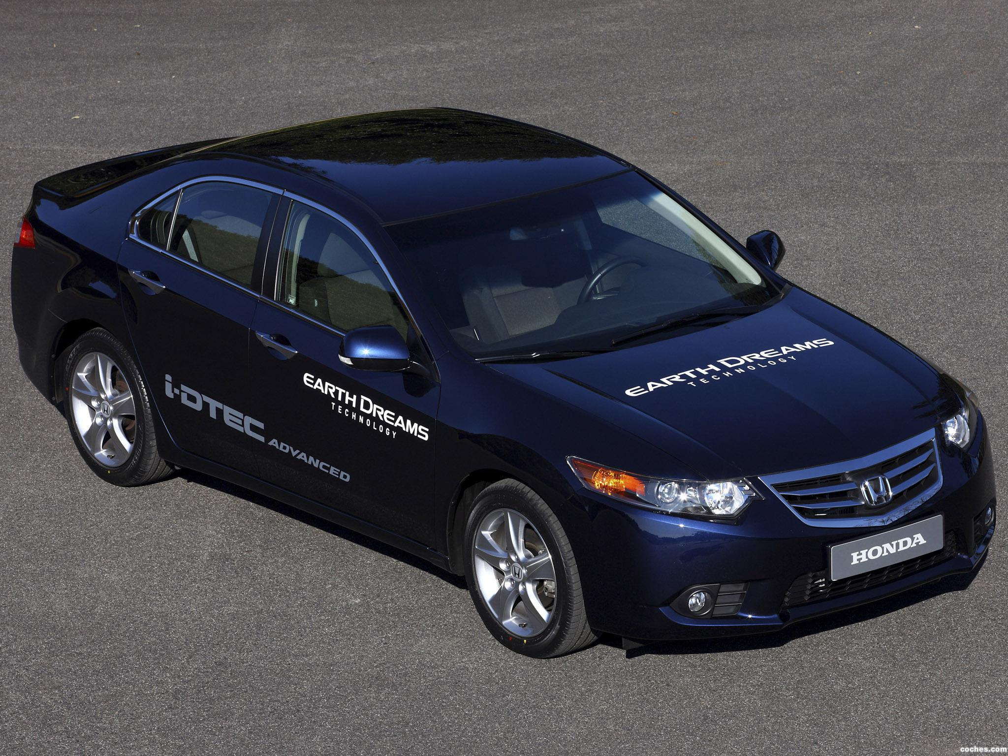 Foto 0 de Honda Accord Advanced i-DTEC Prototype 2011