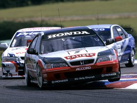 Fotos de Honda Accord BTCC 1995