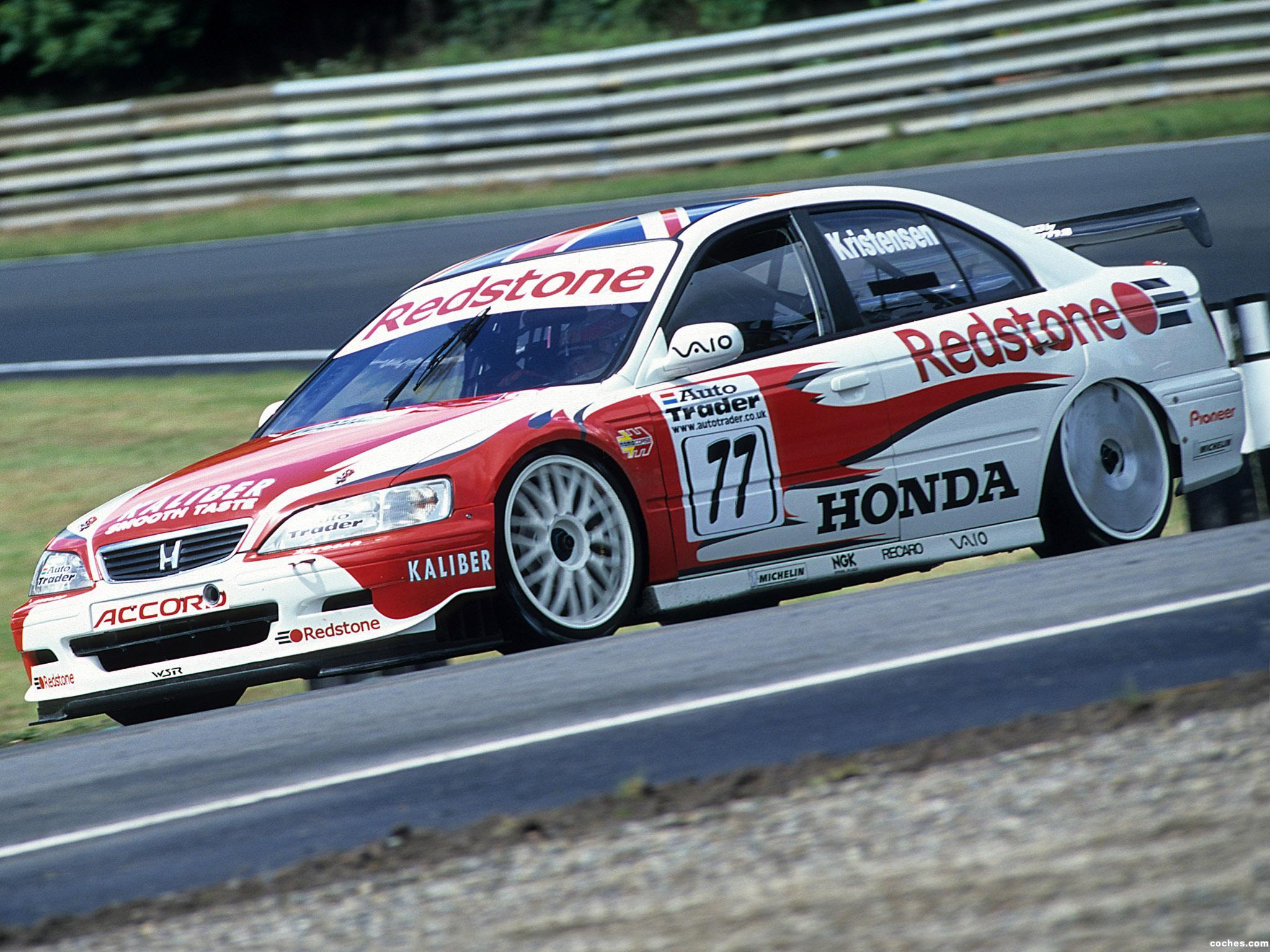 Foto 0 de Honda Accord BTCC 1999