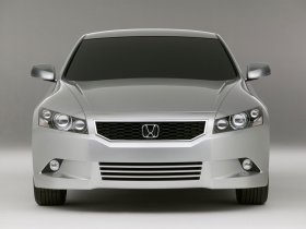 Ver foto 3 de Honda Accord Coupe Concept 2007
