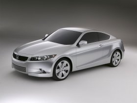 Fotos de Honda Accord Coupe Concept 2007