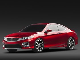 Ver foto 9 de Honda Accord Coupe Concept 2012