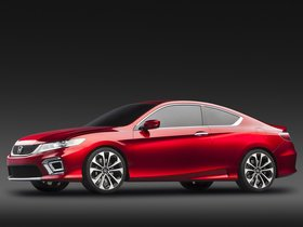 Ver foto 6 de Honda Accord Coupe Concept 2012