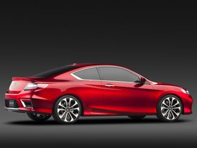 Ver foto 5 de Honda Accord Coupe Concept 2012
