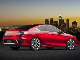 Ver foto 4 de Honda Accord Coupe Concept 2012