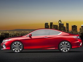Ver foto 3 de Honda Accord Coupe Concept 2012