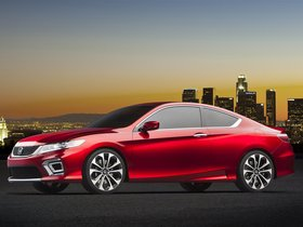 Ver foto 2 de Honda Accord Coupe Concept 2012