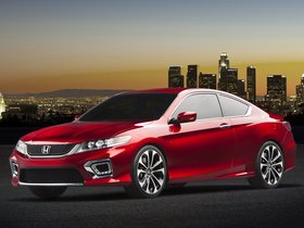 Ver foto 1 de Honda Accord Coupe Concept 2012