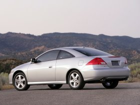 Ver foto 6 de Honda Accord Coupe USA 2007