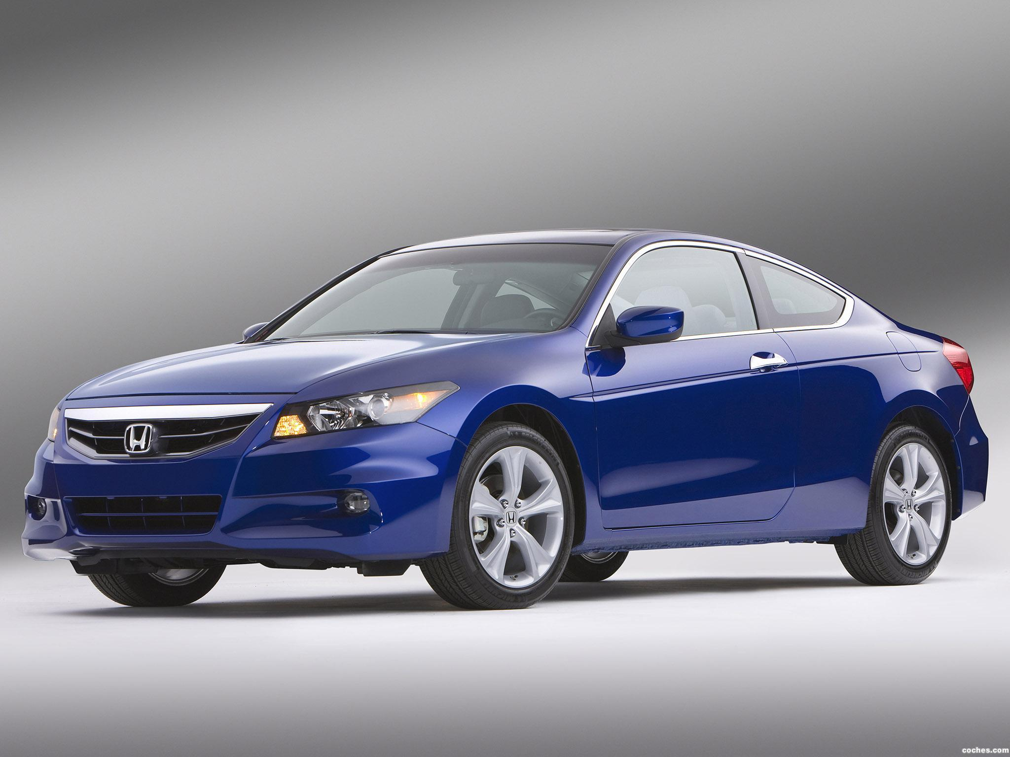 Foto 0 de Honda Accord Coupe USA 2010