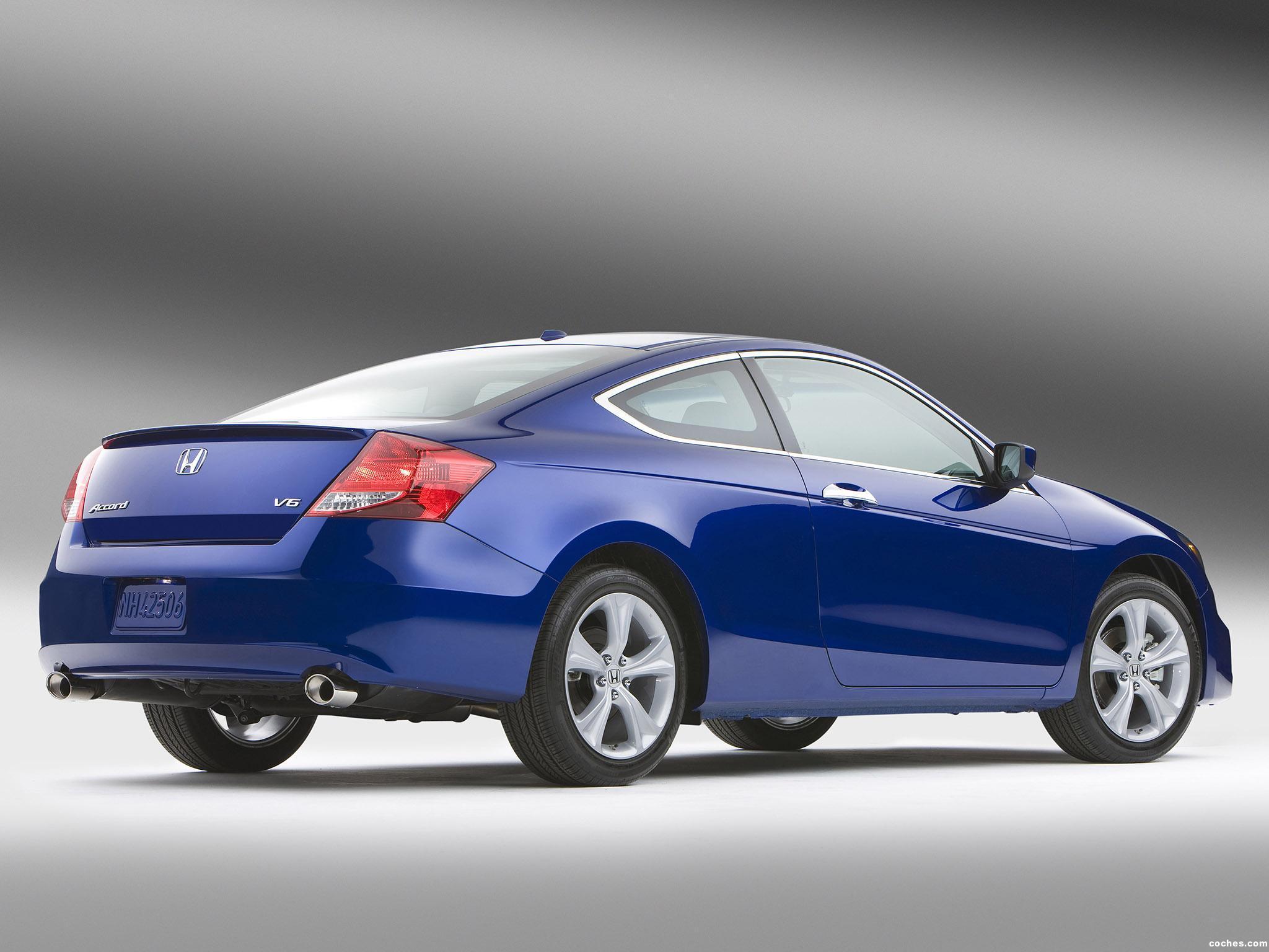 Foto 7 de Honda Accord Coupe USA 2010
