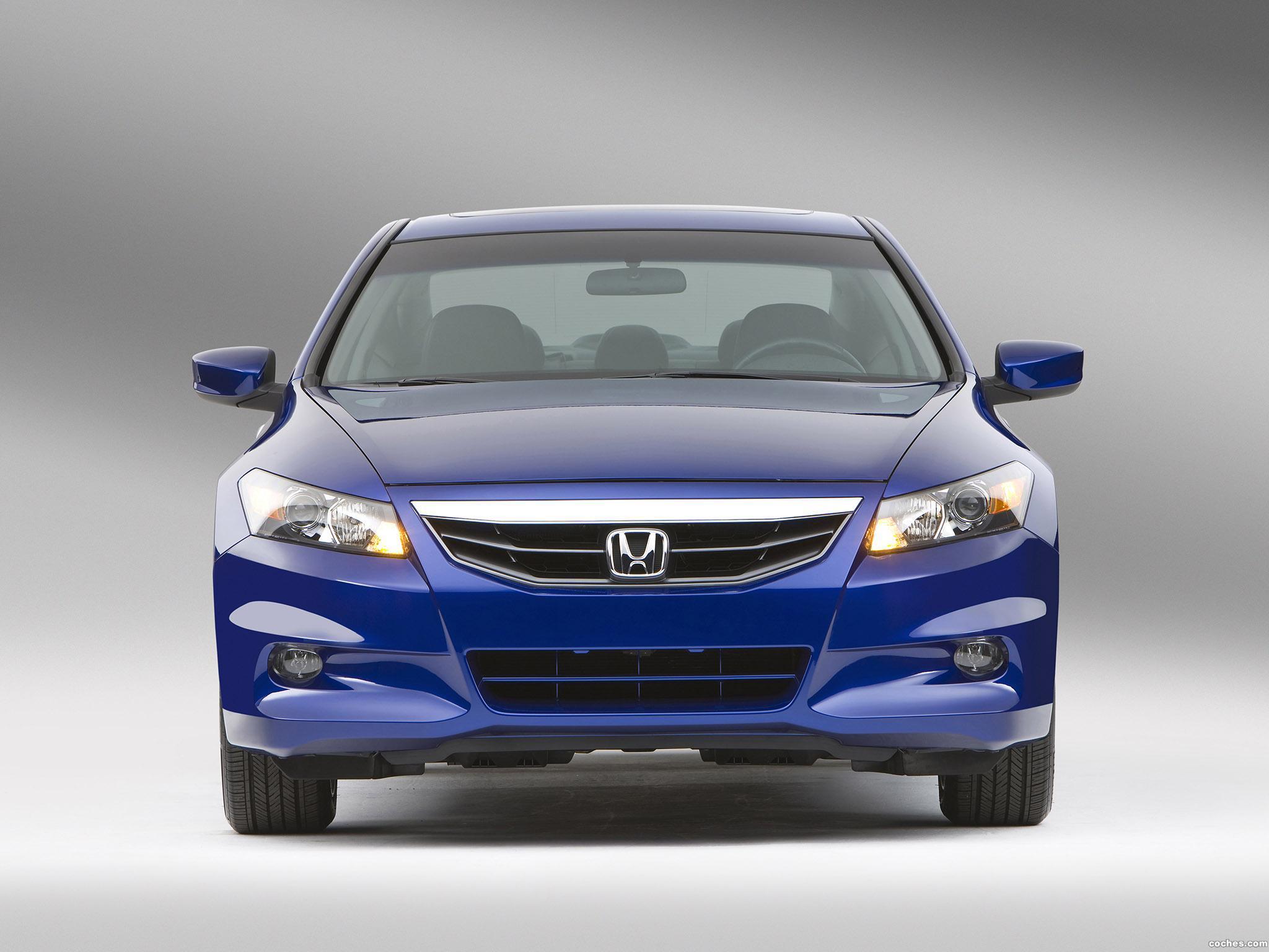 Foto 4 de Honda Accord Coupe USA 2010