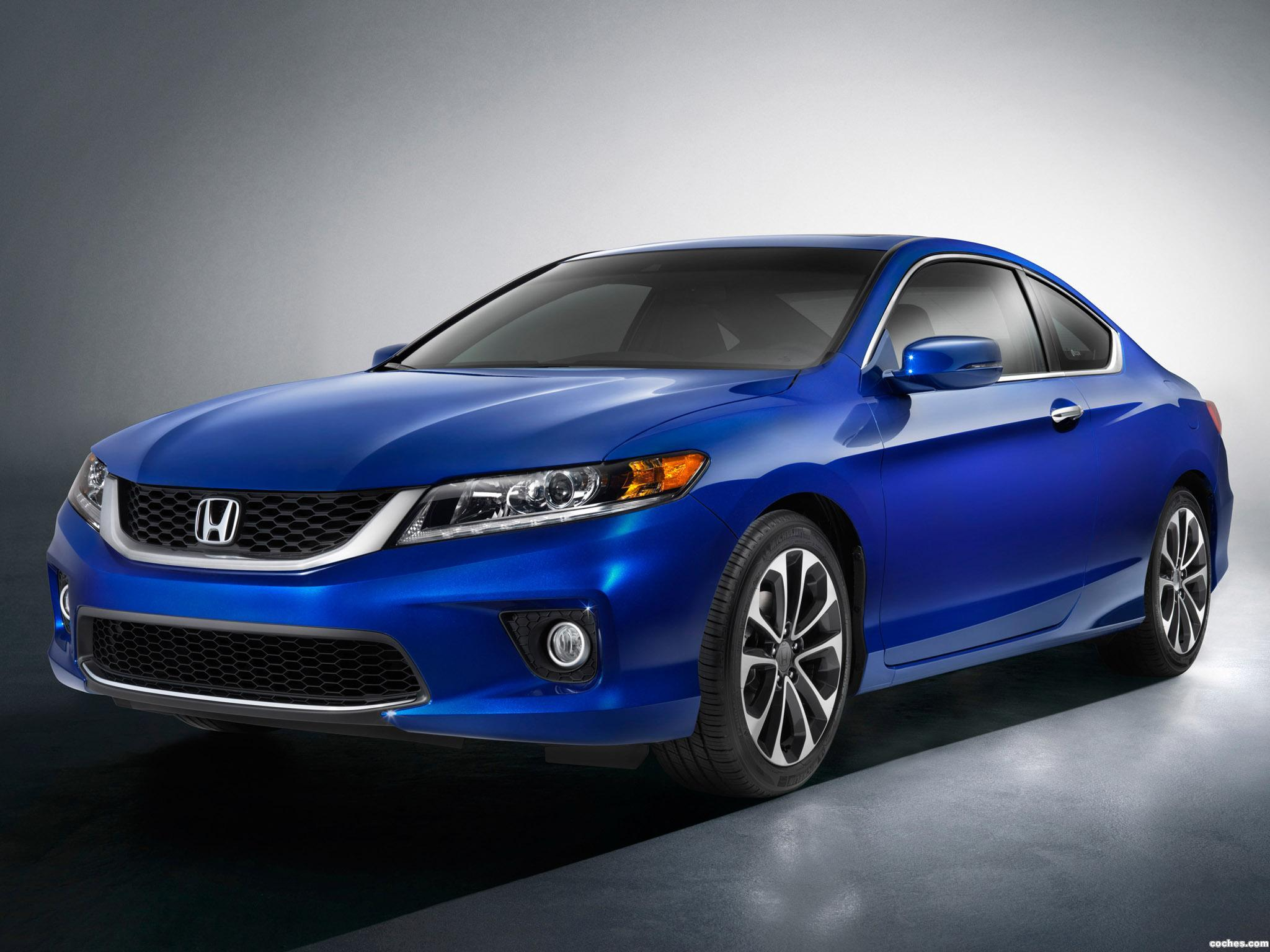 Foto 0 de Honda Accord Coupe USA 2013