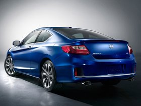 Ver foto 2 de Honda Accord Coupe USA 2013
