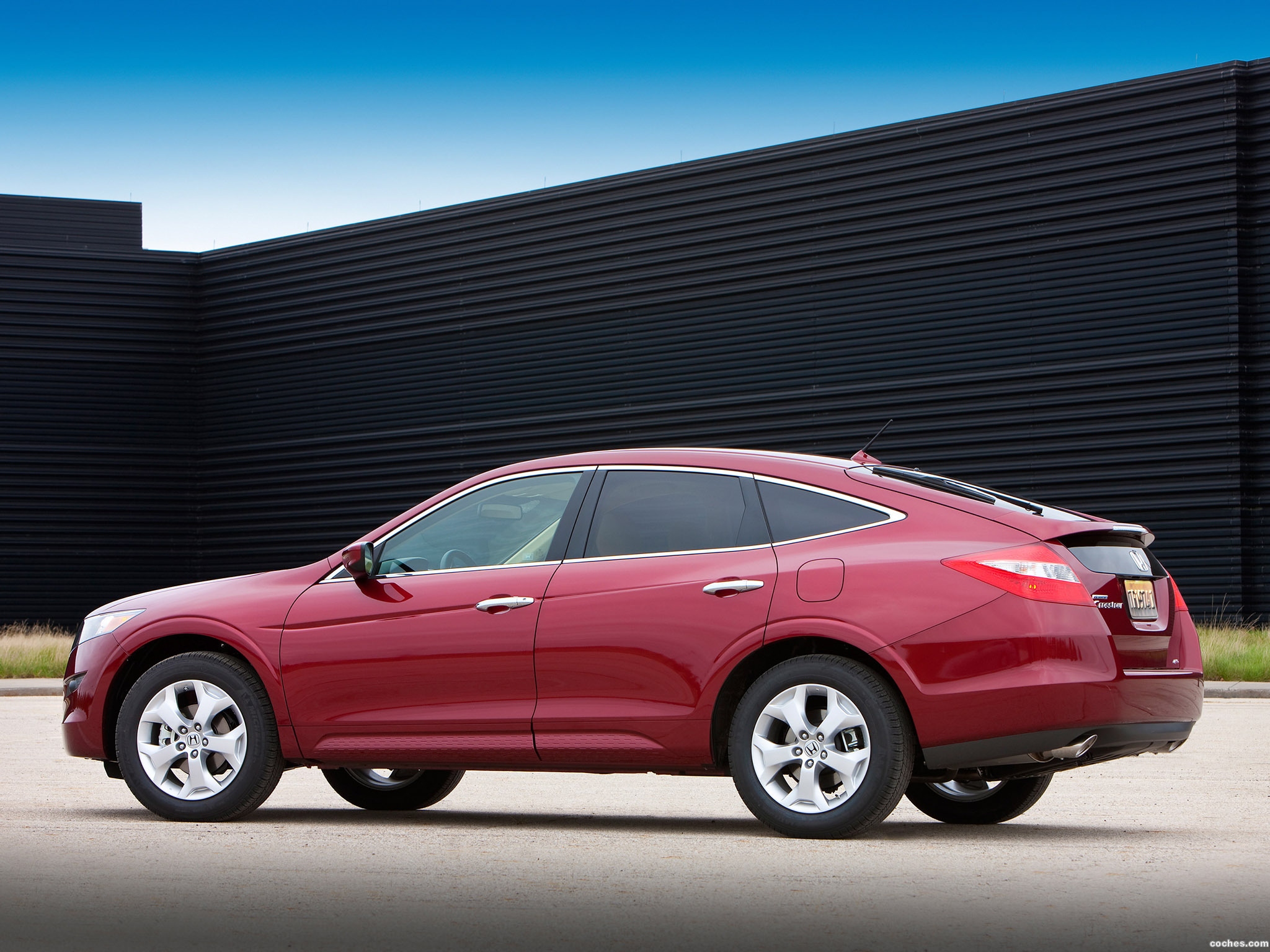 Foto 29 de Honda Accord Crosstour 2010
