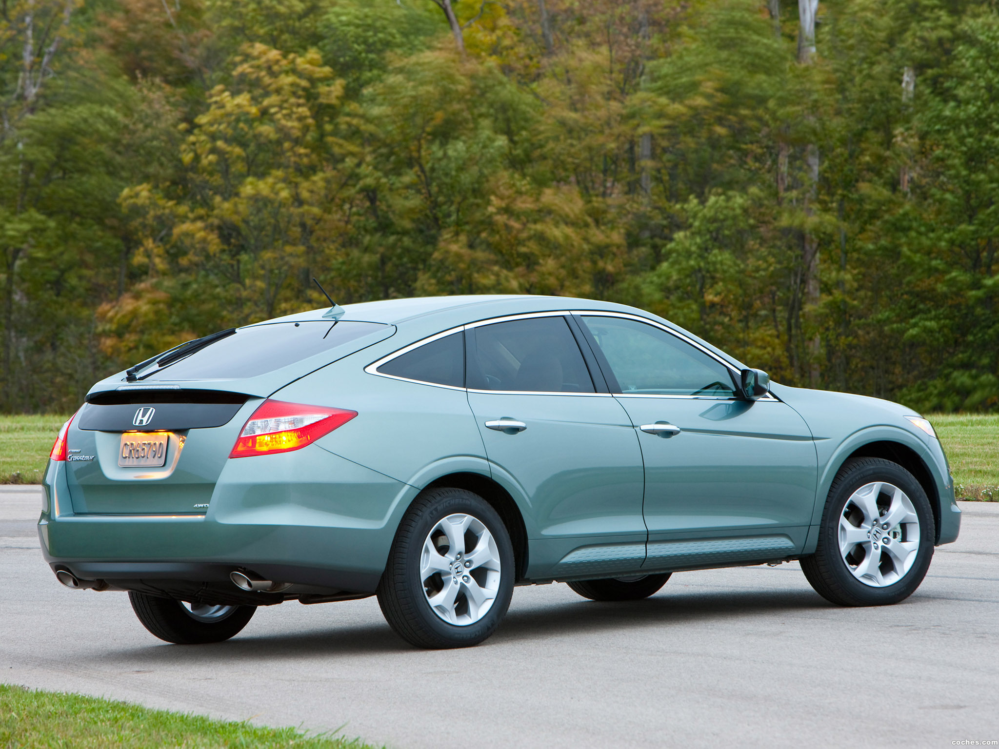 Foto 12 de Honda Accord Crosstour 2010