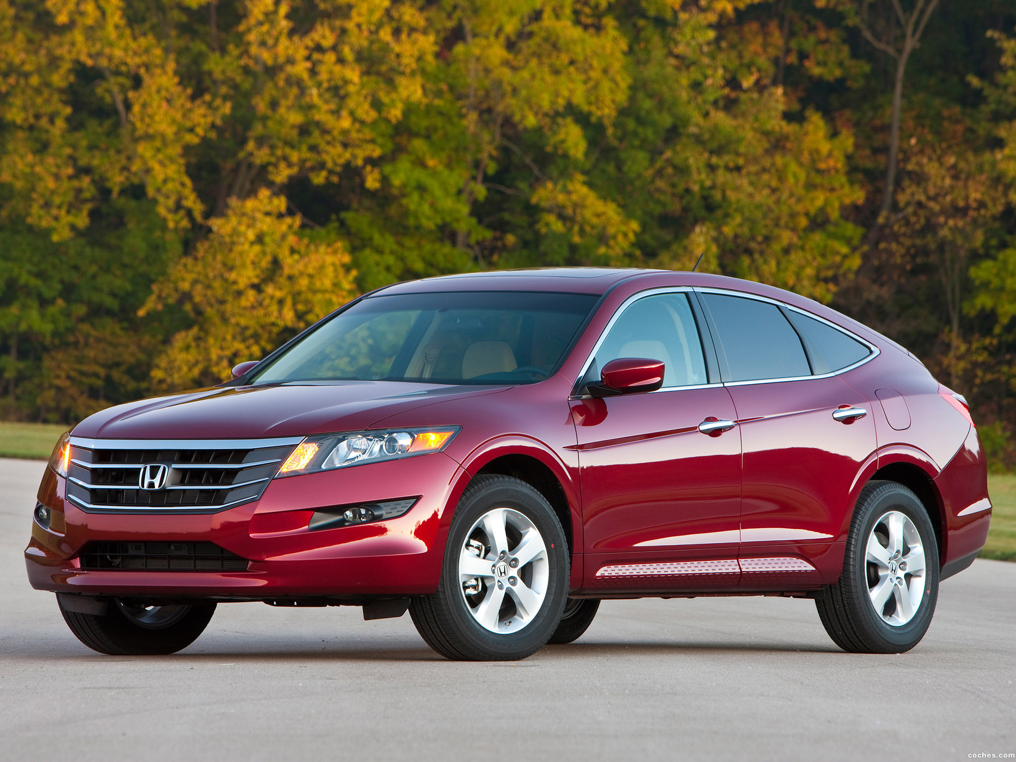Foto 5 de Honda Accord Crosstour 2010