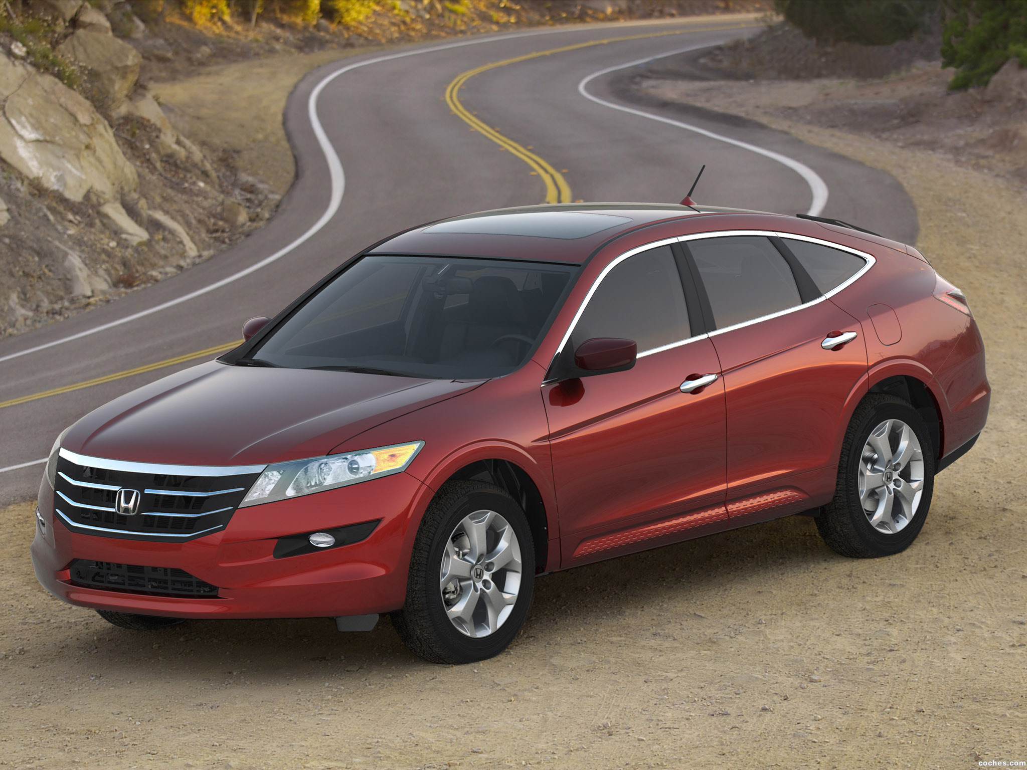 Foto 44 de Honda Accord Crosstour 2010