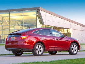 Ver foto 40 de Honda Accord Crosstour 2010