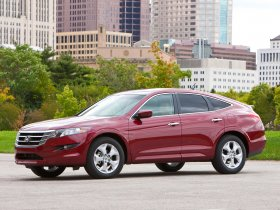 Ver foto 39 de Honda Accord Crosstour 2010