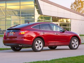 Ver foto 32 de Honda Accord Crosstour 2010