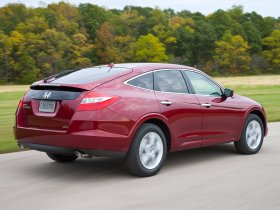 Ver foto 23 de Honda Accord Crosstour 2010