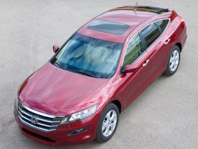 Ver foto 22 de Honda Accord Crosstour 2010