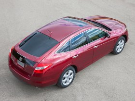 Ver foto 21 de Honda Accord Crosstour 2010