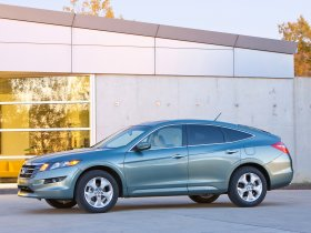 Ver foto 20 de Honda Accord Crosstour 2010