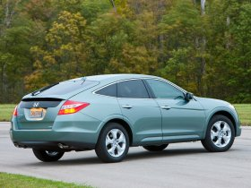 Ver foto 13 de Honda Accord Crosstour 2010