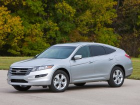 Ver foto 12 de Honda Accord Crosstour 2010