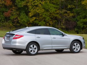 Ver foto 9 de Honda Accord Crosstour 2010
