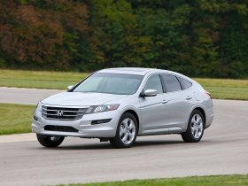 Ver foto 8 de Honda Accord Crosstour 2010